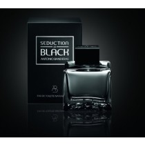 "Туалетная вода  Antonio Banderas ""Seduction In Black"" for men"