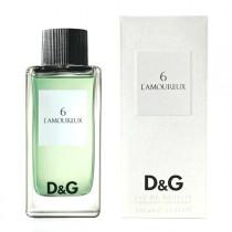 """Туалетная вода D&G """"6 L'Amoureux"""" 100ml"""