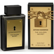 "Туалетная вода   Antonio Banderas ""The Golden secret"" for men"