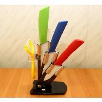 Набор керамический ножей из 4 предметов