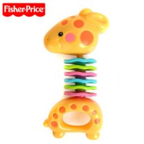 """Fisher Price - Игрушка-погремушка """"Жираф"""""""
