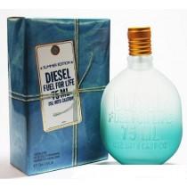 """Туалетная вода Diesel """"Fuel For Life Homme Summer Edition"""" 75ml"""