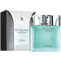 "Туалетная вода Guerlain ""Guerlain Homme L`Eau"" 80 ml"