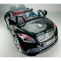 Black ELECTRIC детский электромобиль
