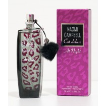 "Туалетная вода Naomi Campbell ""Cat Deluxe at Night"" 75ml"