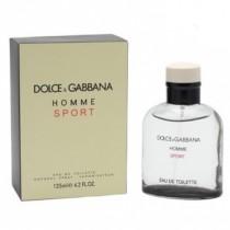 """Туалетная вода """"Dolce and Gabbana homme sport"""" 125ml"""