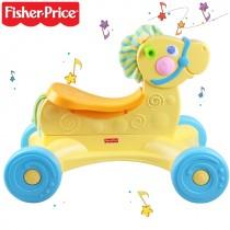 "Fisher Price - Игрушка-ходунок ""Музыкальный пони"""