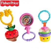 """Fisher Price - Игрушка-погремушка """"Сладкие вкусняшки"""""""