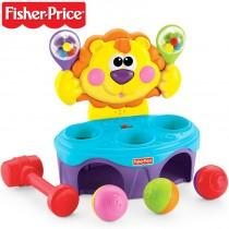 "Fisher Price - Игрушка ""Музыкальный лев"""