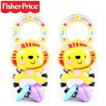"""Fisher Price - Игрушка-погремушка """"Маленький лев"""""""