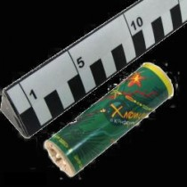 Хлопушка L100мм с серпантином