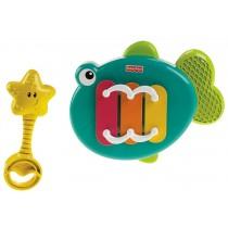 """Fisher Price - Развивающая игрушка """"Музыкальная рыбка"""""""