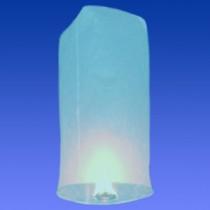 Синий фонарик в форме цилиндра (большой)