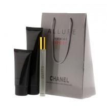 """Подарочный набор 3в1 Chanel """"Allure Homme Sport"""""""