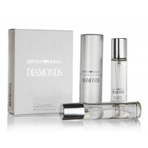 "Туалетная вода Giorgio Armani ""Emporio Armani Diamonds"" 3x20ml"