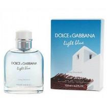 "Туалетная вода Dolce And Gabbana ""Light Blue Living Stromboli Pour Homme"" 125ml"