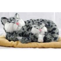 Pet Mate кошка с котенком