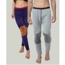 Комплект термобелья для пары - теплые штаны