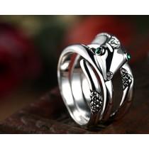 Swarovski кольцо