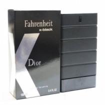 """Туалетная вода Christian Dior """"Fahrenheit X-Black"""" 100ml"""